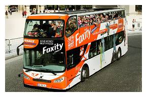 location bus imp riale car double tage foxity. Black Bedroom Furniture Sets. Home Design Ideas